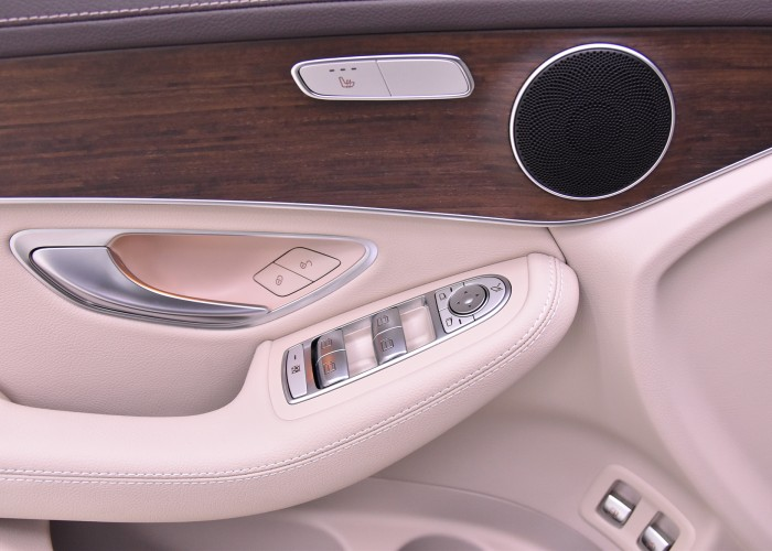 MERCEDES-BENZ GLC Coupe GLC 300 e 4MATIC Coupe