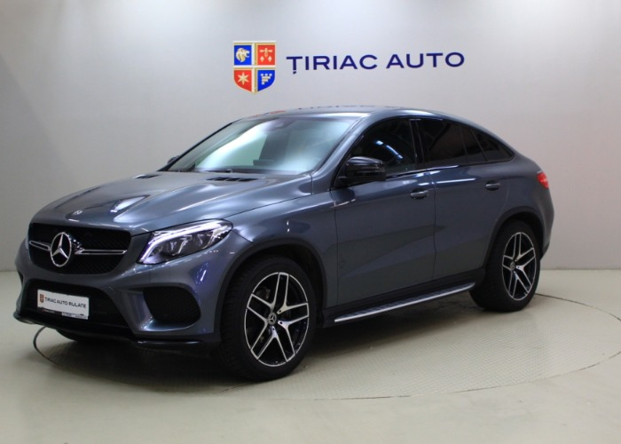 Mercedes-Benz GLE Coupe 350 D 4MATIC