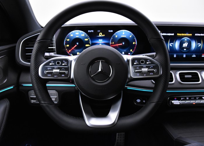 MERCEDES-BENZ GLE COUPE GLE 400 d 4MATIC Coupe