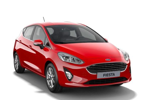 Oferta pers. juridica: Fiesta Titanium, pret 9.600 € fara TVA, rata lunara 110 € fara TVA