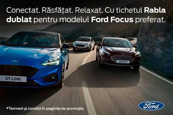 Noul Ford Focus