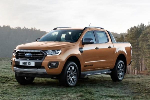 Oferta Ford Ranger prin Programul Rabla 2020