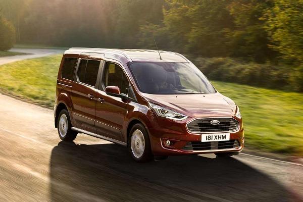 Oferta Ford Transit Connect Van prin Programul Rabla 2020