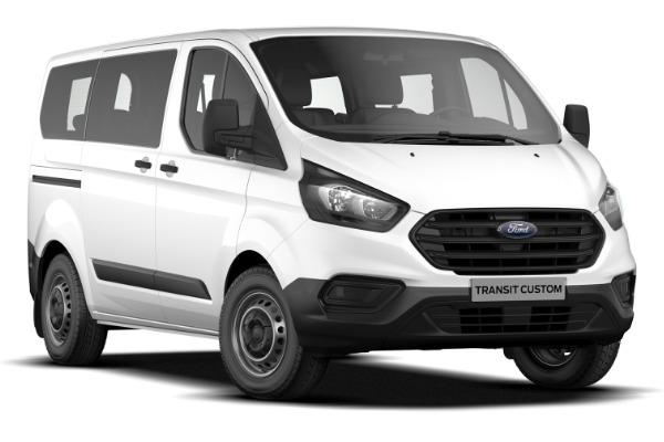 Oferta Ford Transit Custom Kombi prin Programul Rabla 2020