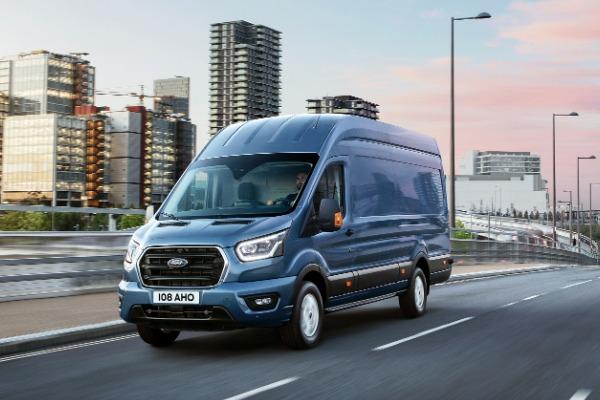 Oferta Ford Transit Van prin Programul Rabla 2020