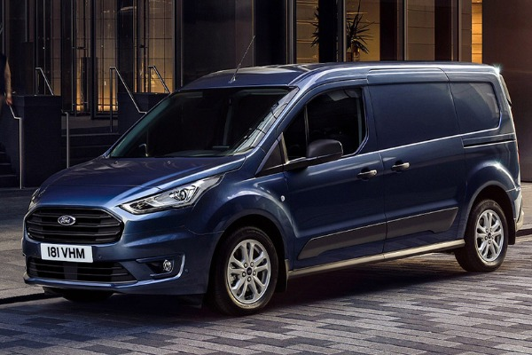 Oferta pers. juridice: Ford Transit Connect Van– Rata lunara de 199 Euro si dobanda 0%