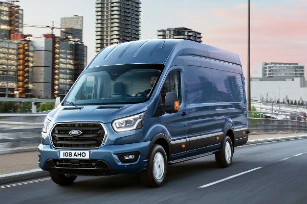 Oferta pers. juridice: Ford Transit Van– rata lunara de 295 € fara TVA prin Programul Rabla