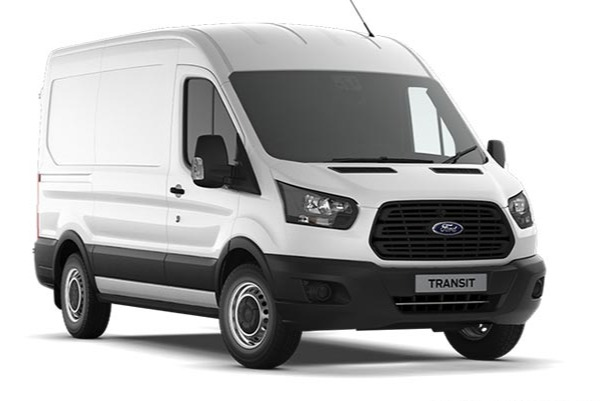 Oferta pers. juridice: Transit Custom Van- rata lunara 247 euro fara TVA