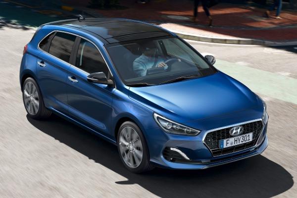 Profita de oferta Hyundai pentru i30!
