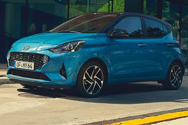 Profita de oferta Hyundai pentru noul i10!