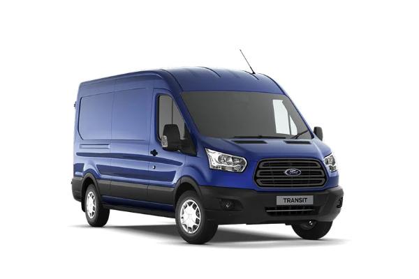 Transit Van- Rata lunara 283 € fara TVA si 0% dobanda