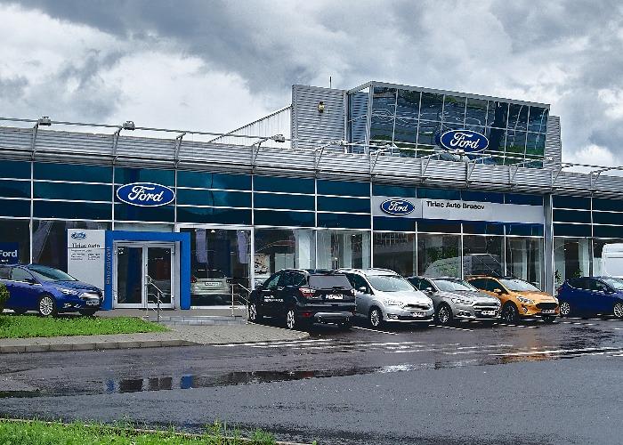 Service auto Ford I Brasov