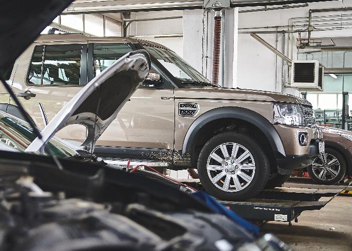 Service auto Jaguar I Brasov