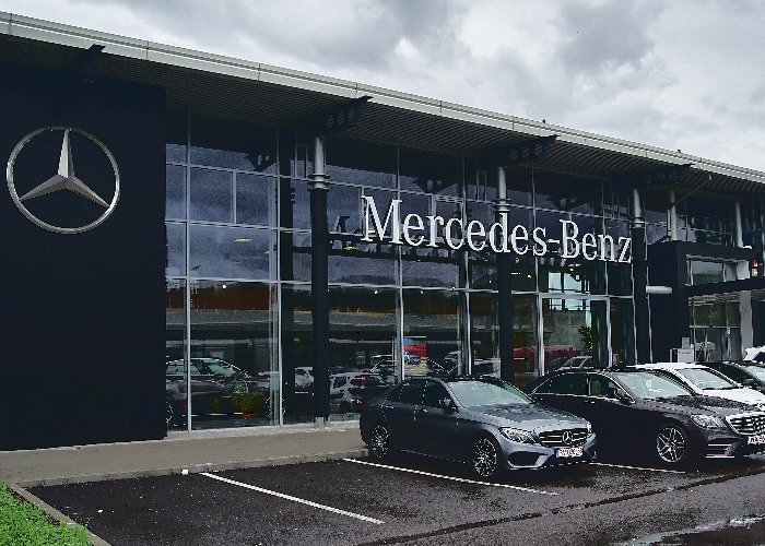 Service auto Mercedes-Benz I Brasov