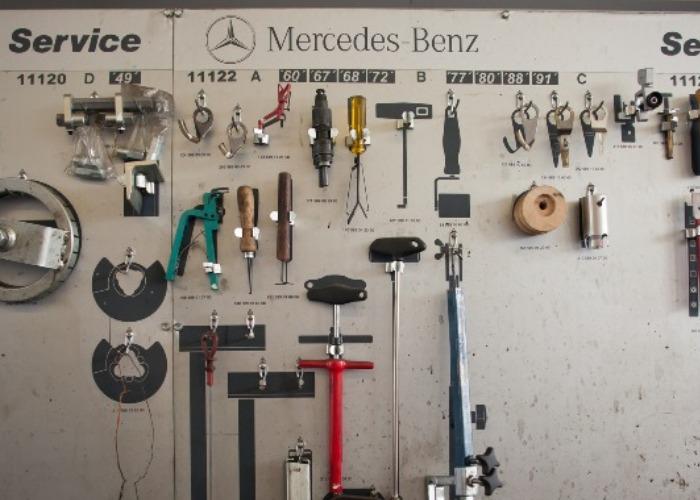 Service auto Mercedes-Benz Utilitare I Brasov