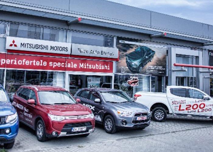 Service auto Mitsubishi I Brasov