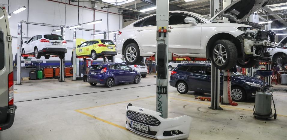 Service auto Ford I Baneasa, Bucuresti