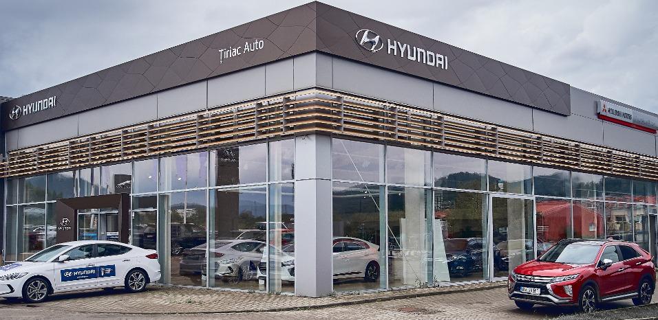 Service auto Hyundai Brasov
