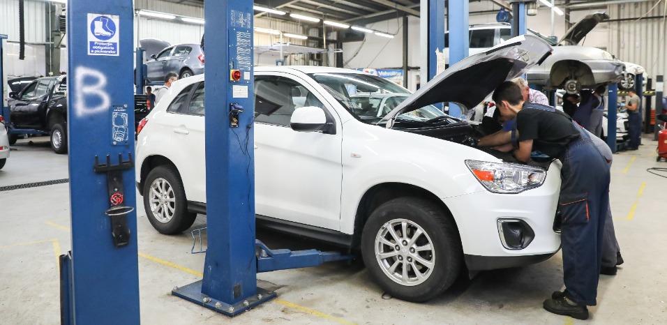 Service auto Hyundai Mitsubishi I Bucuresti