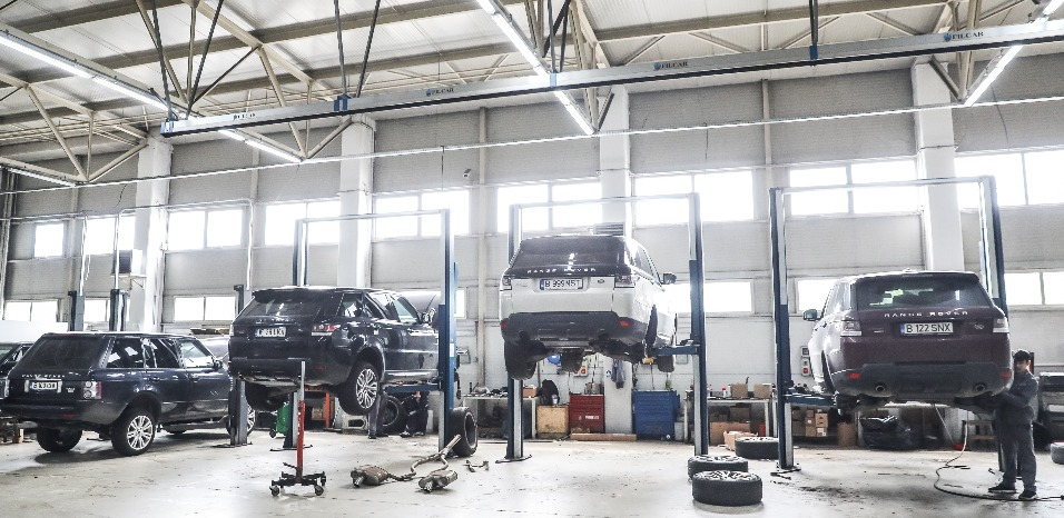 Service auto Land Rover, Jaguar I Bucuresti