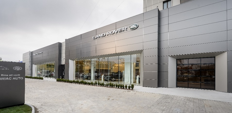 Service auto Land Rover, Jaguar I Pipera, Bucuresti