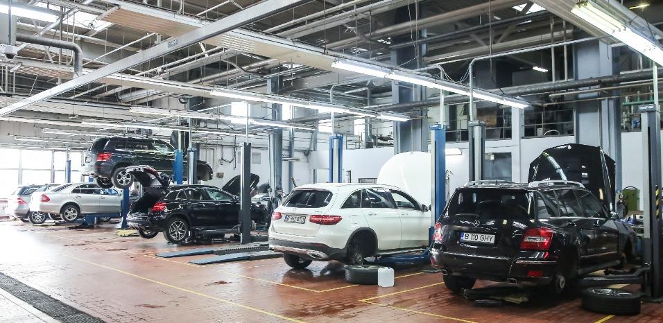 Service auto Mercedes-Benz Turisme I Bucuresti